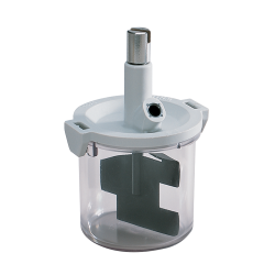 #4450 300 mL (150 g cap.) with #4507 Paddle Assembly and Drive Nut #4109