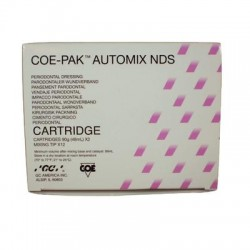 Coe Pak Automix NDS Two-pack 2-50ml Carts And 12 Mixing Tips
