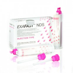 Exafast Injection Value Pack 8-48ml Carts & 24 Mix Tips