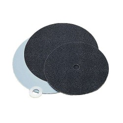 "10"" plastic backing plate"