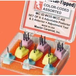 Micro Color Firing Pegs Astd