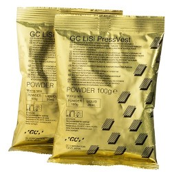GC LiSi PressVest Powder 100Gm 60/Ca