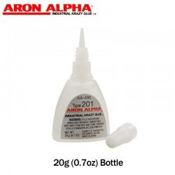 Aron Alpha Fast Adh White Top 201 Type 20g/Bt