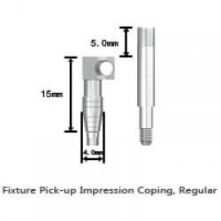 HiOSSEN HG Fixture Pick-Up Impression Coping