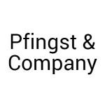 Pfingst & Company
