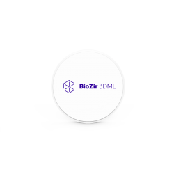 Zirconia Disk BioZir 3D Multi Layers Plus A2