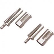 Bi-Pin with Sleeves Short (13.5 mm) – 1000/Pkg
