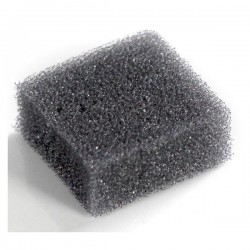 Foam Filler 2 X 1/2 Charcoal 1000/Pk