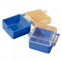 "1"" Rigid Plastic Box 1000/Pkg"