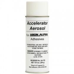Aron Alpha Aerosol Acc 10oz Ea