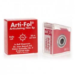 Arti-Fol I Red BK-21 22mmx20m
