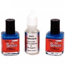 Die Blue Spacer Kit With Thinner