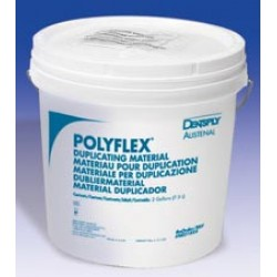 Polyflex Duplicating Material 7.5 Liter Ea