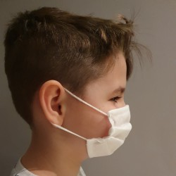 Washable face mask. Washable 20 Times. Kids size. Made in Poland